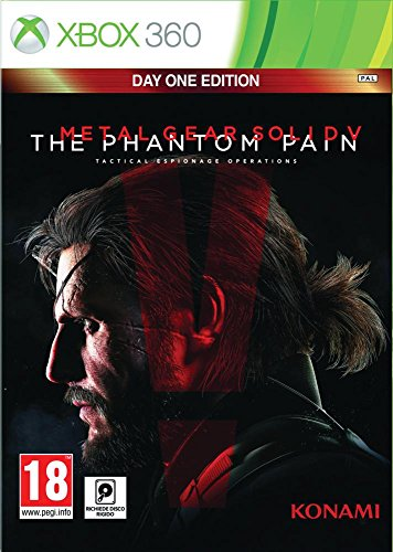 Metal Gear Solid V: The Phantom Pain - Day 1 Edition (Xbox 360) [UK IMPORT]