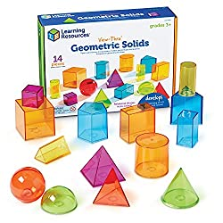 Geometric Shapes for Learning