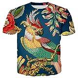 Parrot Peacock T Shirt...