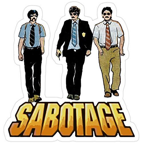 rangerpolocon Sabotage Stickers (3 Pcs/Pack) 5014830217306