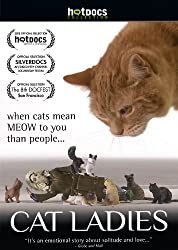 Cat Ladies documentary Amazon link