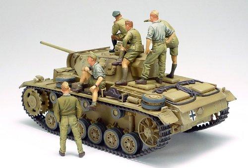 Tamiya Models Panzerkampfwagen III Ausf.L Model Kit 4