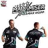 Bull´s Darts Max HOPP Maximiser Matchshirt Dart Shirt Trikot Design 2018 Dart Trikot (L)
