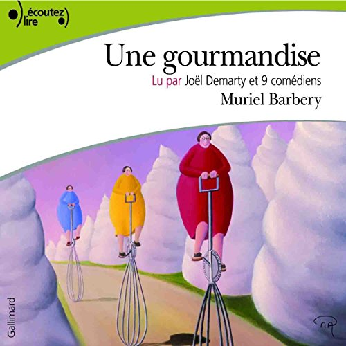 Une gourmandise cover art