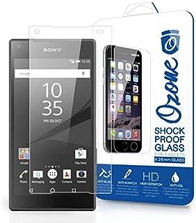 Ozone Sony Xperia M4 Aqua Shock Proof Tempered Glass Screen Protector