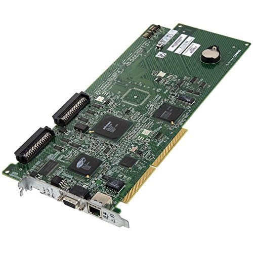 Compaq Feature Board SCSI HP 4 K0325 249933 – 001 PCI VGA RJ45 ML330 350 370 530
