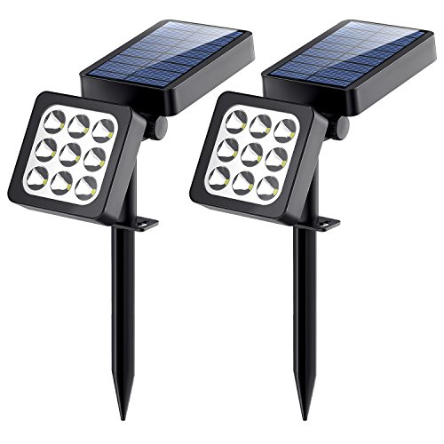 No 6.  Aptoyu Solar Lights