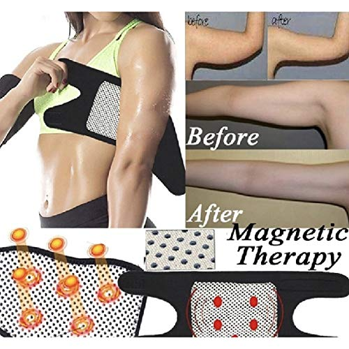 LUX FITNESS AND HEALTH Anti Cellulite arm Shaper | arms Fat Burner, Best Product to Lose arm Fat