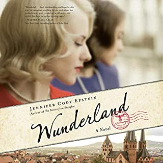 Wunderland audiobook cover art