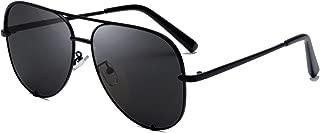 Mirrored Aviator Sunglasses For Men Women Fashion Designer UV400 Sun Glasses
