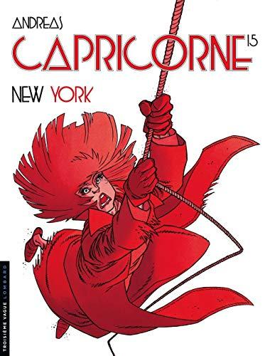 Capricorne - tome 15 - New York