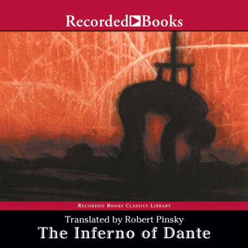 The Inferno of Dante: Translated by Robert Pinsky audiobook cover art
