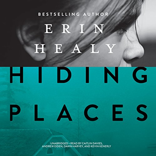 Hiding Places audiobook cover art