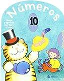 Números: ¡Juega y aprende con Tigre y Mico! (Castellano - A Partir De 0 Años - Manipulativos (Libros Para Tocar Y Jugar), Pop-Ups - Libros-Ruleta)
