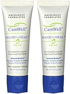 Natural Chemo Gifts All-in-One Maximum Strength Neuropathy Relief Camwell Healing Cream Oncologist Designed for Cancer Pat...