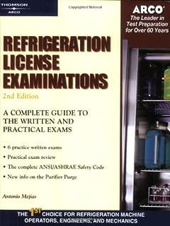 Best refrigeration license test Reviews