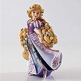 Statuetta per collezionisti di alta moda, con licenza ufficiale di Disney Showcase Haute Couture Rapunzel