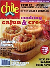 Chile Pepper Magazine August 2006 Cajun & Creole Cooking