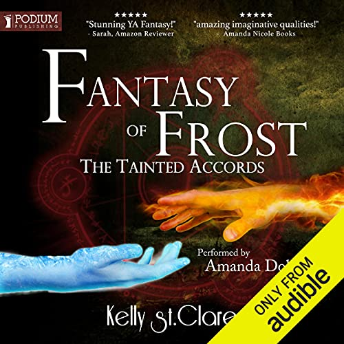 Fantasy of Frost Audiobook By Kelly St. Clare cover art