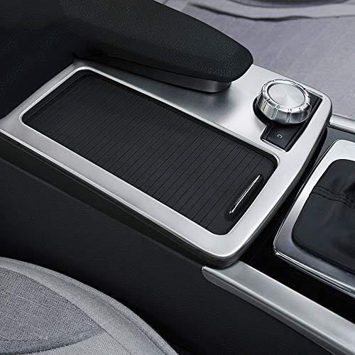 Diyucar - Soporte para consola central de coche, color