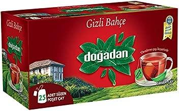 トルコの紅茶( トルコチャイ )ティーバッグ 2g×25P