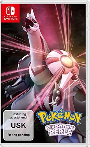 Pokémon Leuchtende Perle [Nintendo Switch] + Pin Leuchtende Perle