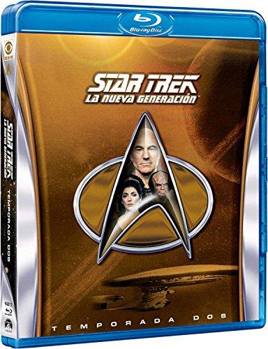 Star Trek: La Nueva Generación - Temporada 2 [Blu-ray]