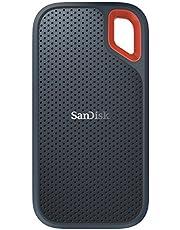 SanDisk PortableSSD 2TB 【PS4 メーカー動作確認済】 USB3.1 Gen2 最大転送550MB/秒 SDSSDE60-2T00-GH25 3年保証 エコパッケージ