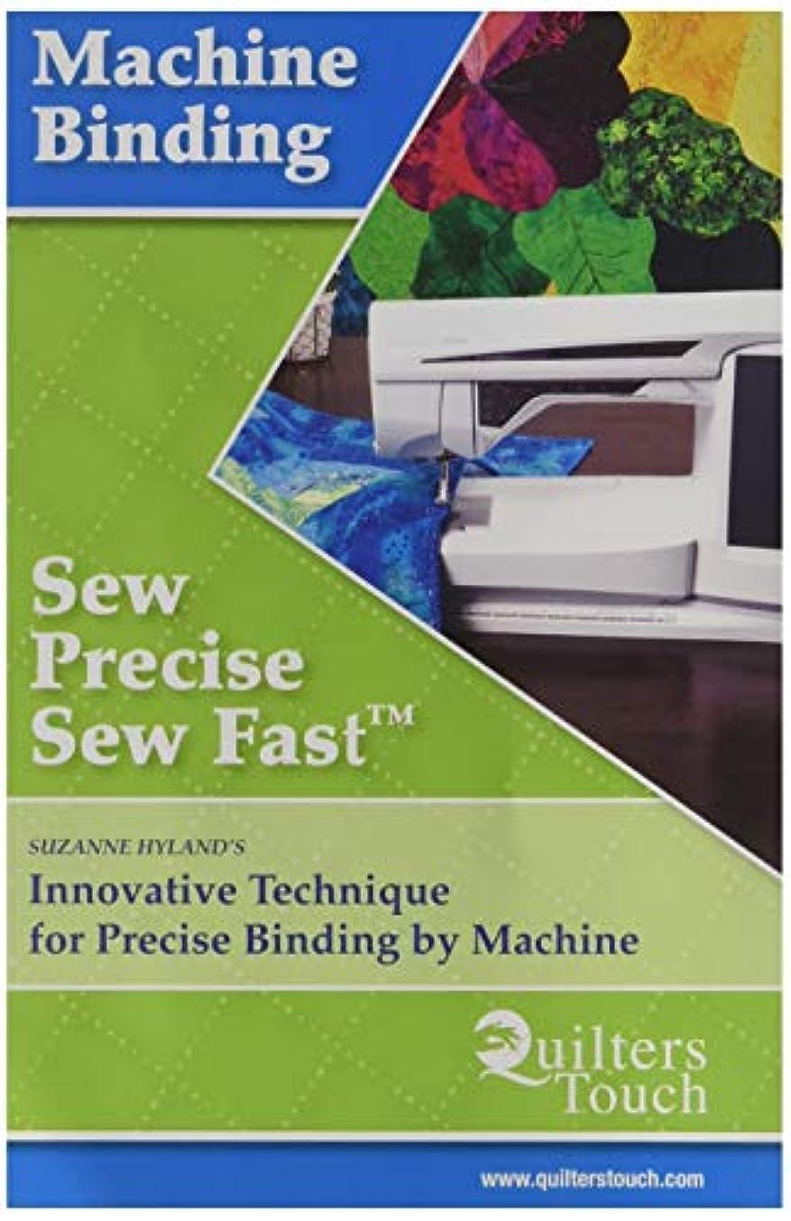 Machingers Precise Sew Fast Machine Binding
