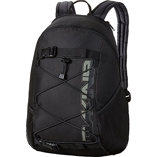 DAKINE WONDER 15L Sommer 2016 Rucksack Back Pack & Board Carry System 08130060(BLACK)
