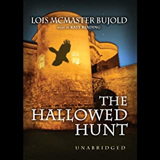 The Hallowed Hunt                   By:                                                                                                                                 Lois McMaster Bujold                               Narrated by:                                                                                                                                 Marguerite Gavin                      Length: 16 hrs and 22 mins     15 ratings     Overall 4.1