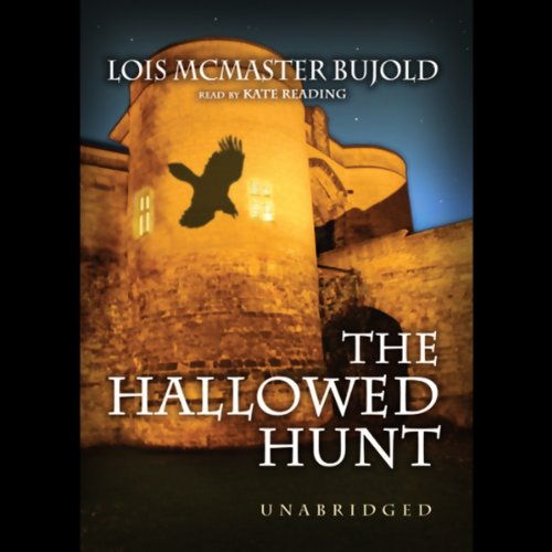 The Hallowed Hunt audiobook cover art