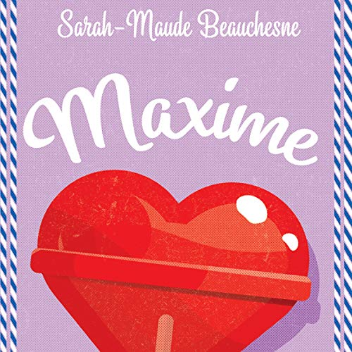 Maxime (French Edition) audiobook cover art