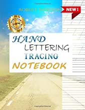 Hand Lettering Tracing Notebook: 150 sheet pad, calligraphy practice paper and workbook for lettering artist and lettering for beginners - Coping Skills for Kids Workbook, The Worry Workbook