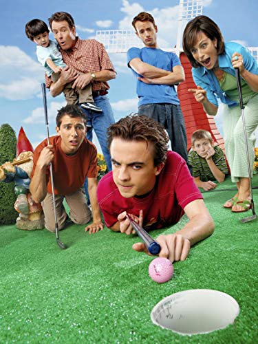 sans marque Malcolm in The Middle Season 7 60cm x 80cm 24inch x 32inch TV Show Waterproof Poster *Anti-Fading* FWP/178706491