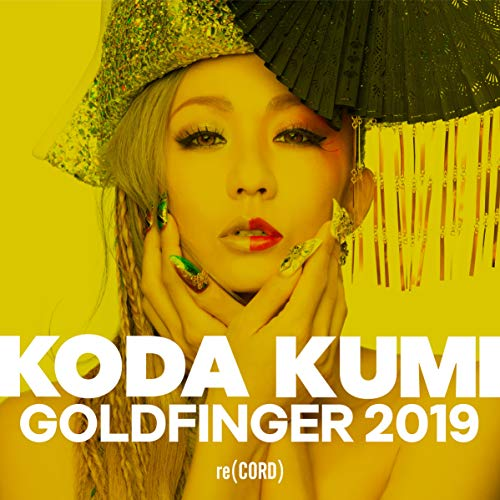 [Single]GOLDFINGER2019 – 倖田來未[FLAC + MP3]