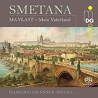 Smetana: Ma Vlast by PIANO DUO TRENKNER / SPEIDEL