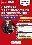 Caporal Sapeur-pompier professionnel Concours 2021-2022 - Concours externe et sapeur-pompier volontaire (SPV) - Concours 2021 (2021)