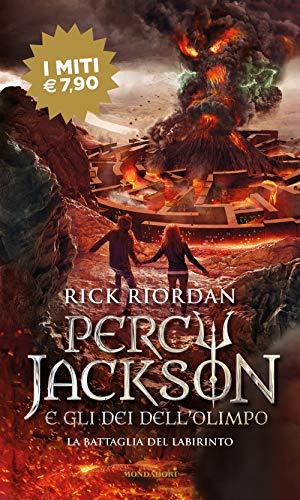 La battaglia del labirinto. Percy Jackson e gli dei dell'Olimpo (Vol. 4)