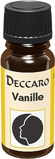 DECCARO Aceite aromático vainilla 10 ml (aceite de perfume)