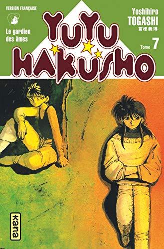 Yuyu Hakusho, tome 7