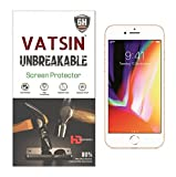 Anti Shock Screen Guard (Not Tempered Glass) for Apple iPhone 8 Plus by Vatsin