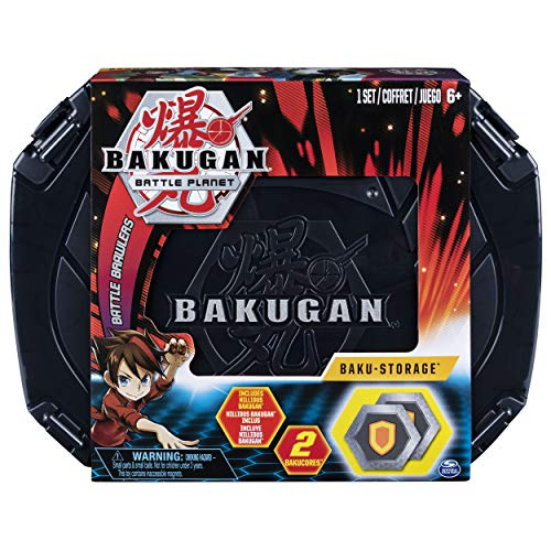 BAKUGAN Baku-Storage Case (Random Colour Supplied) for Bakugan Collectible Action Figures