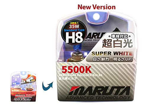 Preisvergleich Produktbild MTEC H8 Super White Upgrade Birnen 12v 35W