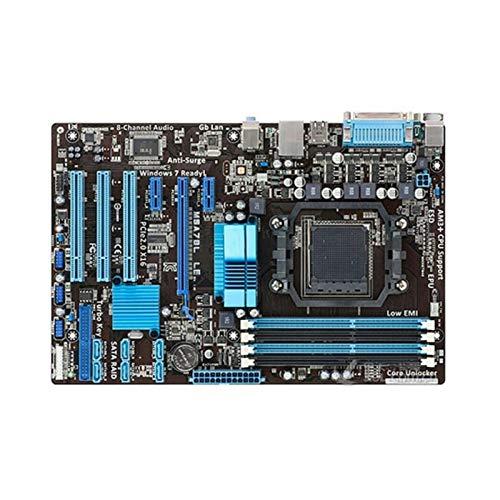 SIJI Placa Base De La Computadora Fit For ASUS M5a78l Le Placa...