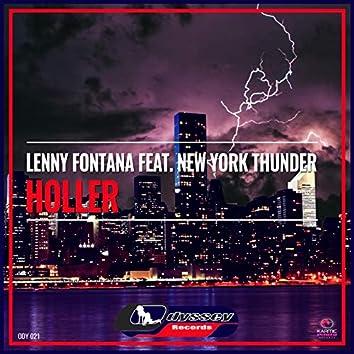 Holler (feat. New York Thunder)