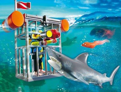 PLAYMOBIL® 4500 - Haifisch-Taucher