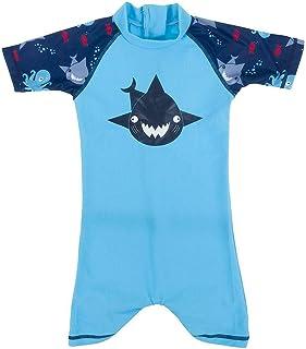 Baby Banz Bañador de natación una pieza Manga Corta que
