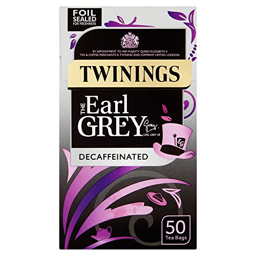 Twinings Earl Grey Tea 50 Pack