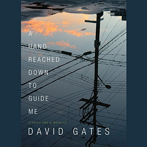A Hand Reached Down to Guide Me audiobook cover art